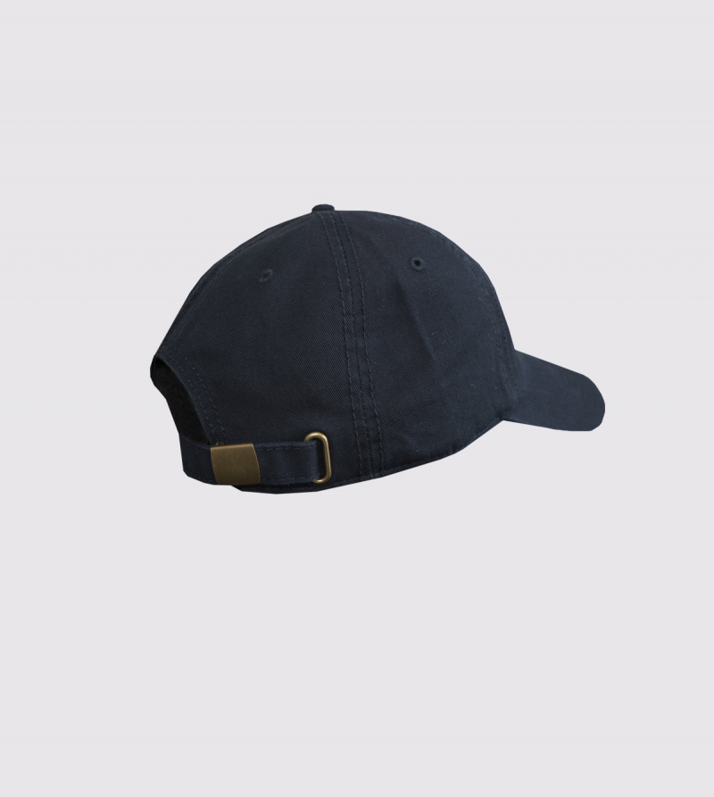 Atlantis IE Cap. Navy color back
