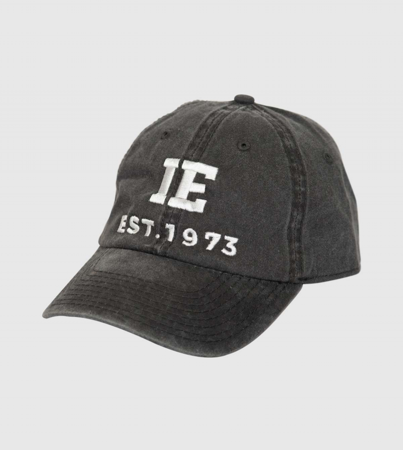 Digg IE Cap. Black color front