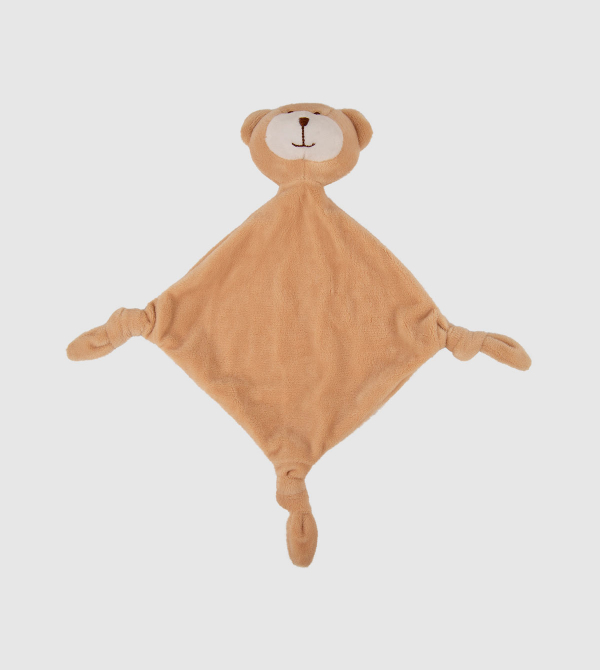 IE Baby Doudou. Brown color front