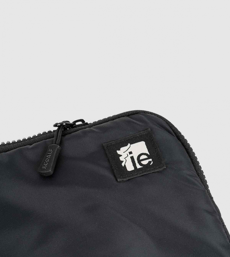 "IE Macbook Case 13"". Black color back"