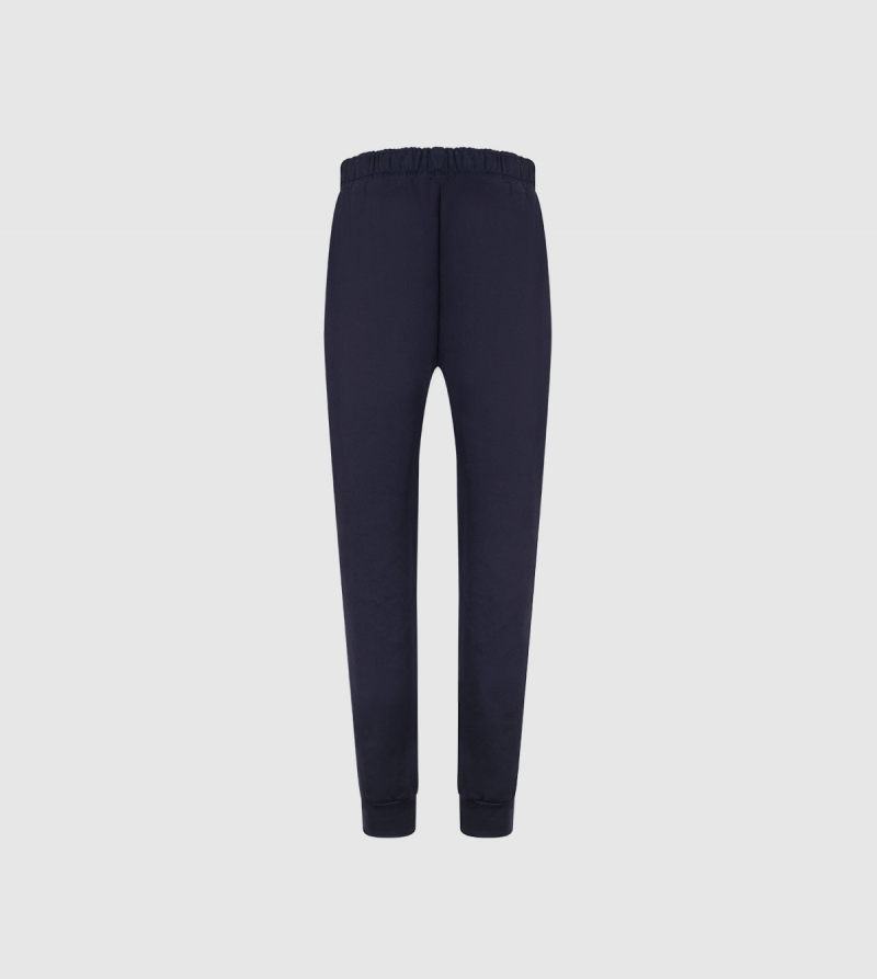 IE Business School Sweatpants. Navy color back