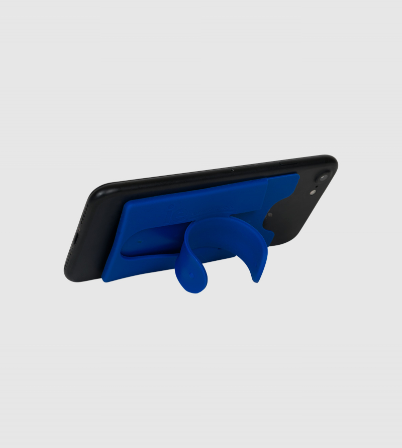 IE Mobile Support . Blue color back