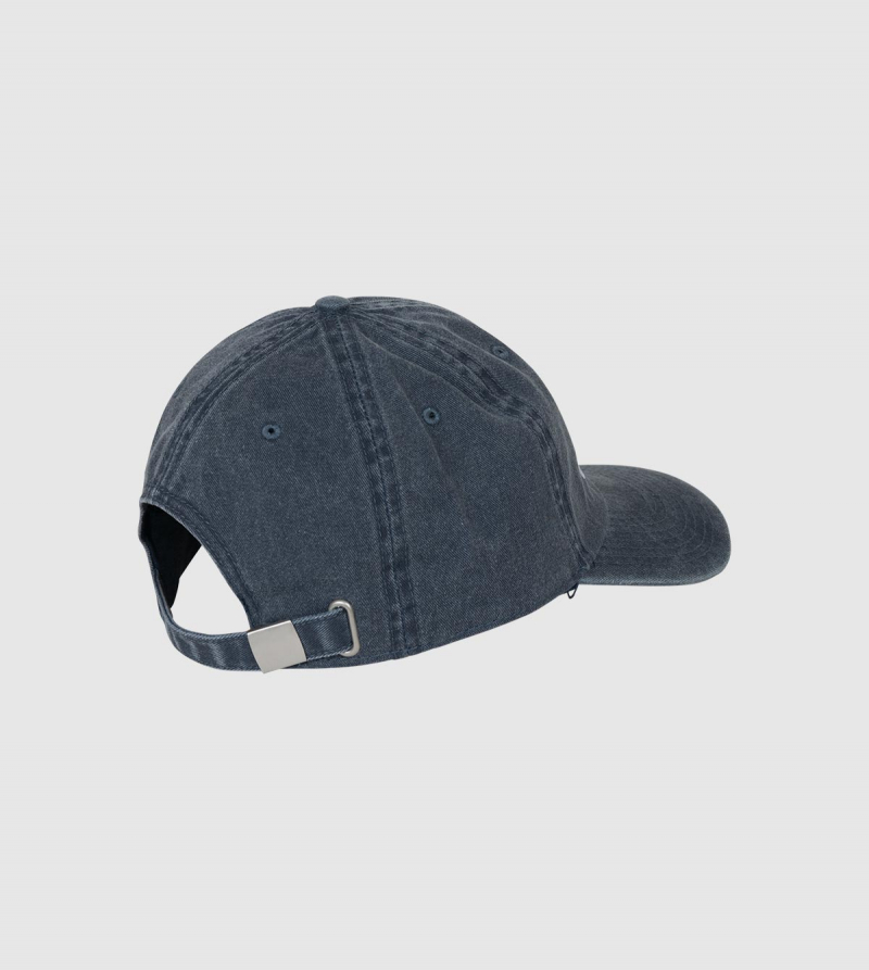 IE University Cap. Navy color back