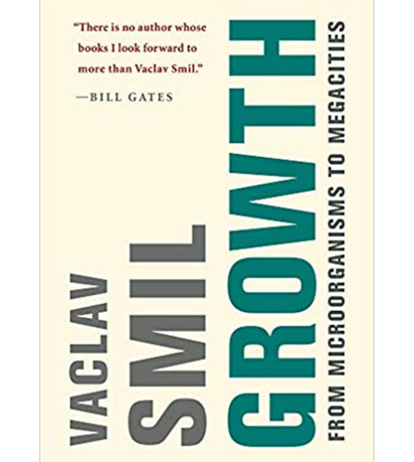 Growth. From Microorganisms To Megacities