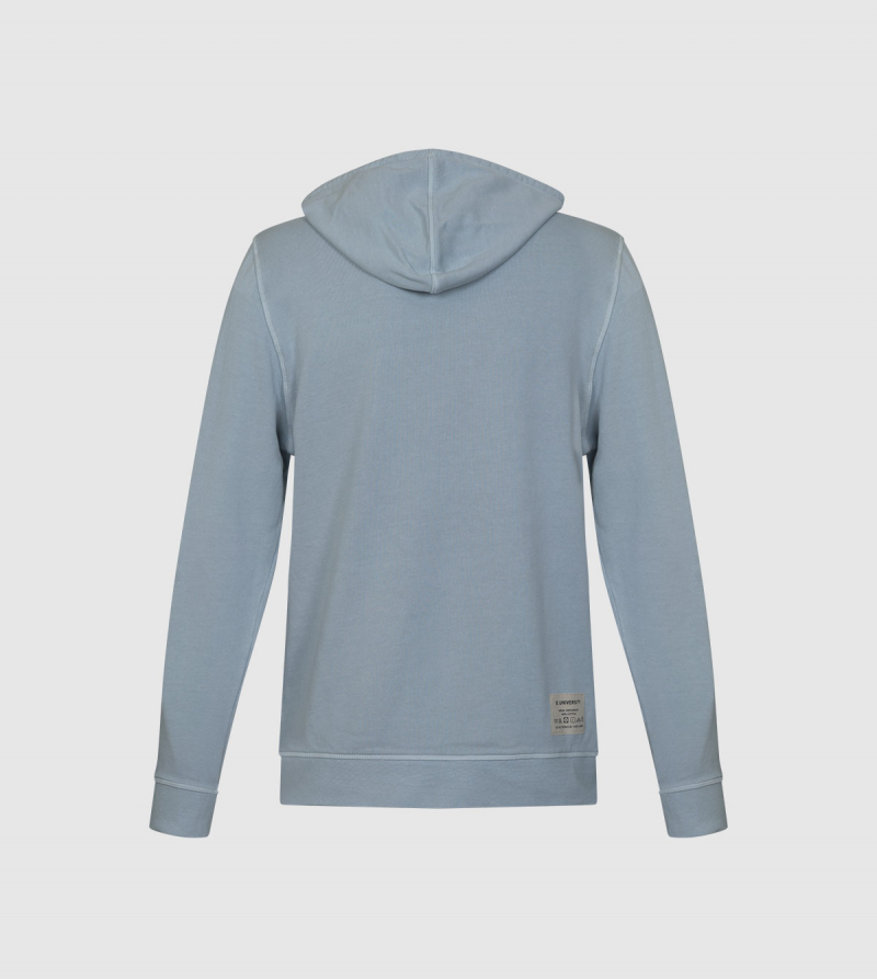 Sudadera Con Capucha Sena IE University. Color gris back