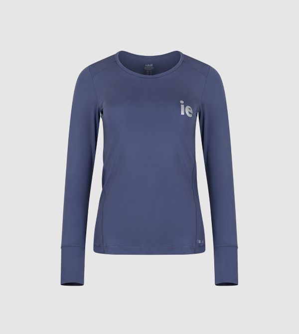 IE Essential Women's Long Sleeve T-shirt Front
